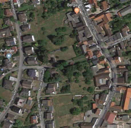 Ein Google-Foto von Modau